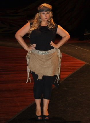 Korukru - Fashion Weekend Plus Size Inverno 2013 - Foto: Gabriel Ortiz
