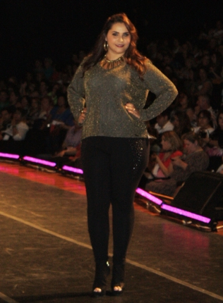 Lunender - Fashion Weekend Plus Size Inverno 2013 - Foto: Gabriel Ortiz