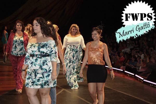 Marri Gattô no Fashion Weekend Plus Size Foto: Gabriel Ortiz
