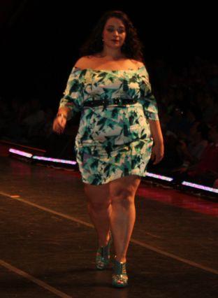 Marri Gattô - Fashion Weekend Plus Size Inverno 2013 - Foto: Gabriel Ortiz