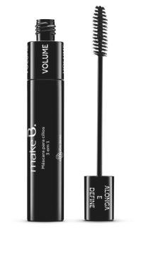 Make B. Black Crystal Máscara para Cílios 3 em 1 - Preço Sugerido: R$ 59,99 - Proporciona volume alongamento e definição