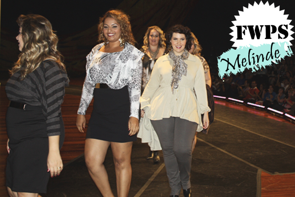 Desfile Melinde no Fashion Weekend Plus Size - Foto: Gabriel Ortiz