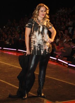 Melinde - Fashion Weekend Plus Size Inverno 2013 - Foto: Gabriel Ortiz
